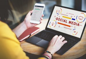 Social Media is one of 3 main types of patient feedback